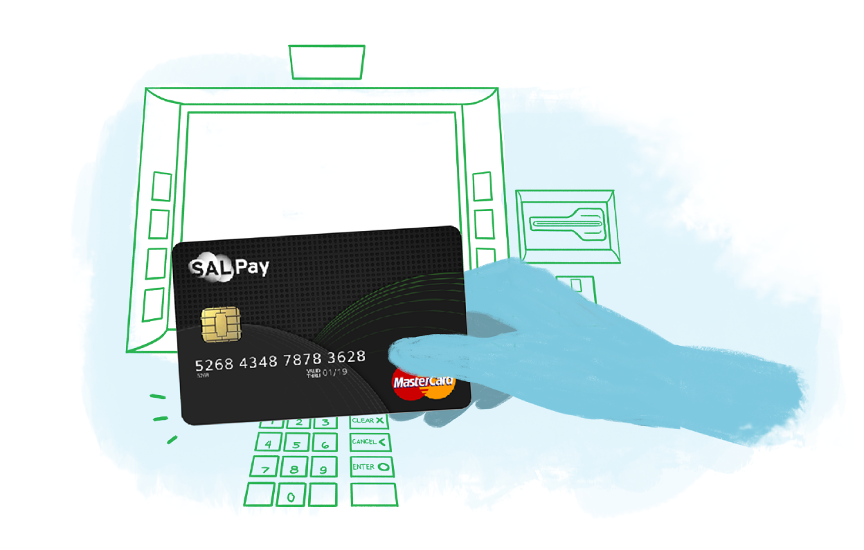 SAL Pay Payroll Card