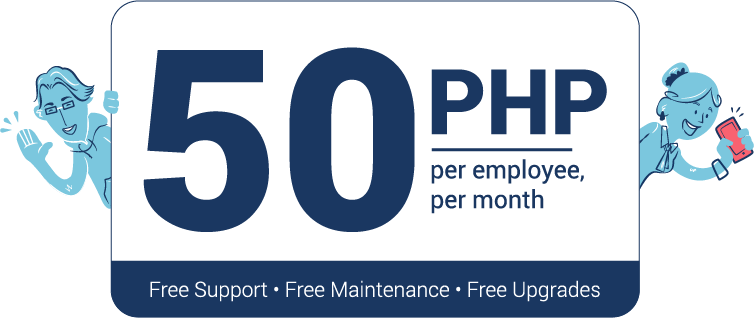 Affordable Payroll software with free support, maintenance and upgrades