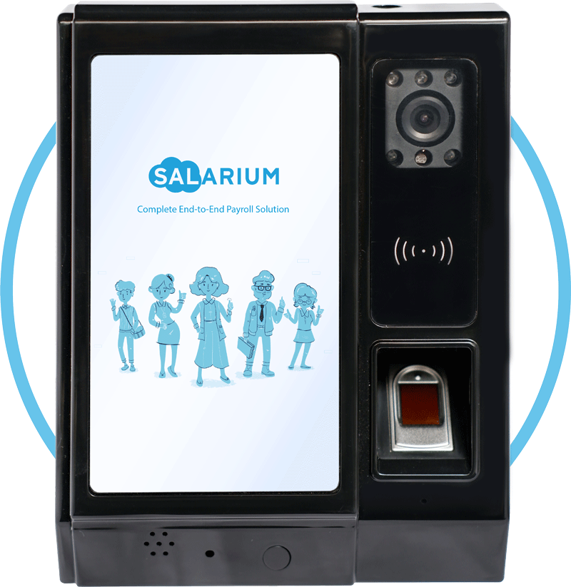 Salarium Cirrus Biometric Device